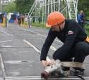 В Туле завершились соревнования по пожарно-прикладному спорту