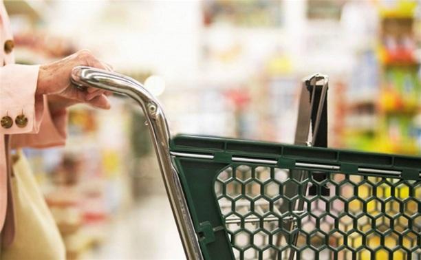 В Узловой пенсионерка ограбила продуктовый магазин
