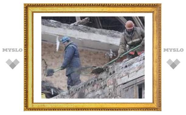 Взрыв дома в Тульской области: число погибших может возрасти