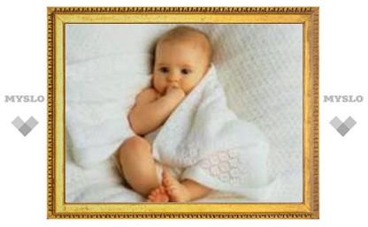 В ЦРД Тулы родились первые малыши