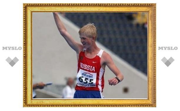 Россиянин выиграл первое золото чемпионата Европы по легкой атлетике