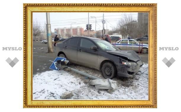 Осужден туляк, сбивший насмерть человека и протаранивший три автомобиля