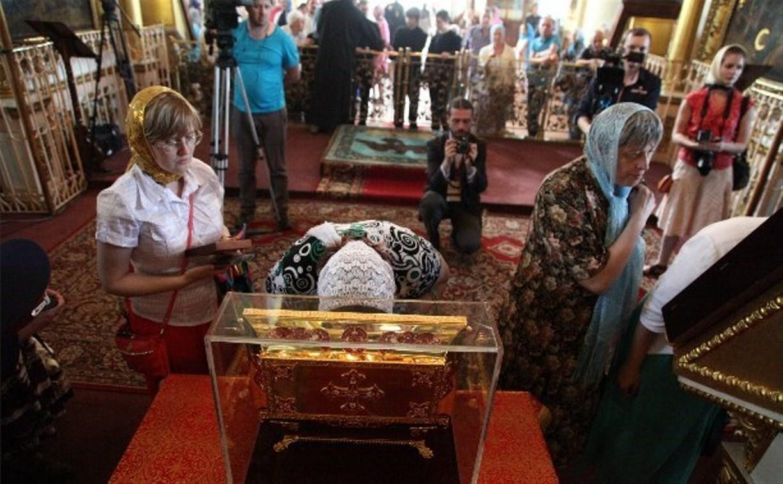 В Тульскую область привезут мощи Николая Чудотворца