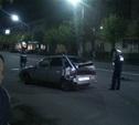 В Туле водитель на Mazda CX-7 въехал в ВАЗ и снес забор