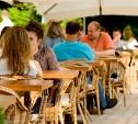 В 2017 году в Туле появятся 10 типовых летних кафе