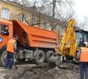 В Туле стартовал ремонт дорог