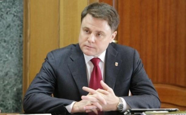 Владимир Груздев проведет встречу с жителями Новомосковска