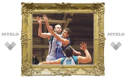 Баскетболисты «ЩекиноАзот» выбились в лидеры!