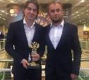 Тульский теннисист Тимофей Скатов получил премию «Русский Кубок»