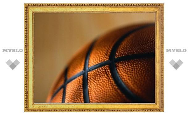 Тула готовится к баскетбольному дерби