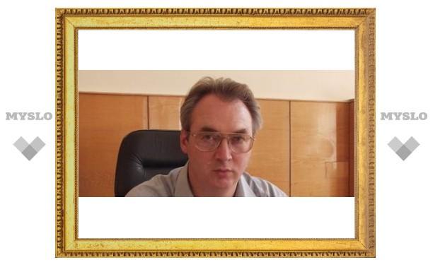 Мэр Тулы представил Михаила Иванцова