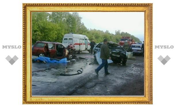 Сотрудник УФСИН погиб в автокатастрофе