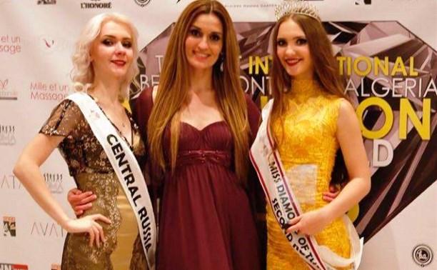 Тулячки вошли в число финалисток конкурса красоты в Алжире