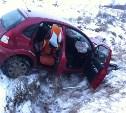 В авариях на трассах в Тульской области пострадали трое детей