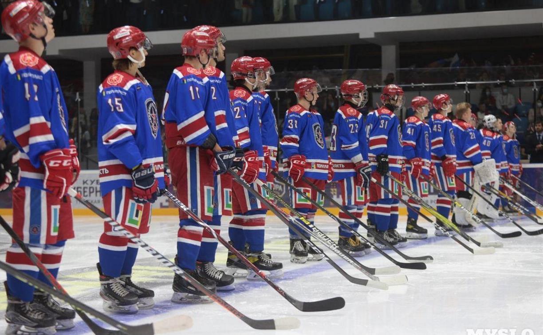 В Ледовом дворце Тулы пройдет матч звезд Студенческой хоккейной лиги