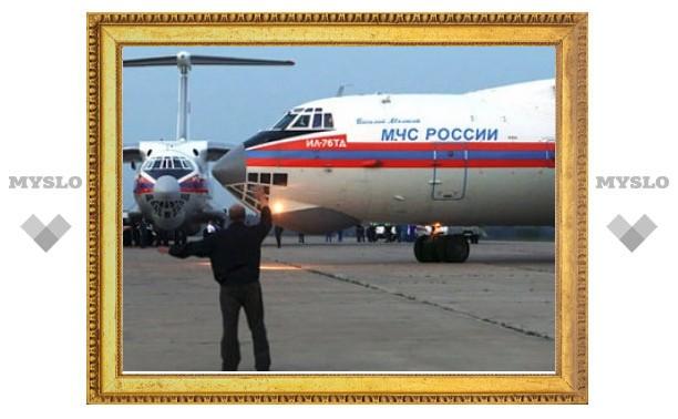 """Самолет с россиянами из Ливии приземлился в """"Домодедово"""""""
