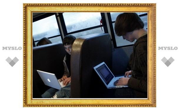 В тульских автобусах появится бесплатный wi-fi?