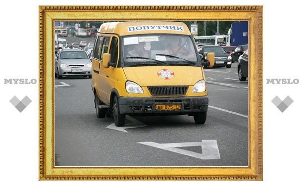 В Туле хотят ввести полосы для общественного транспорта