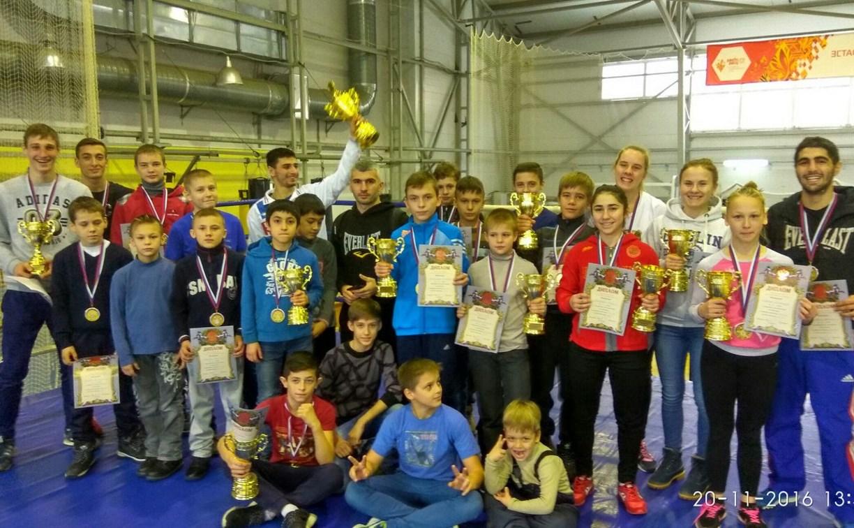 В Туле прошли соревнования по кикбоксингу
