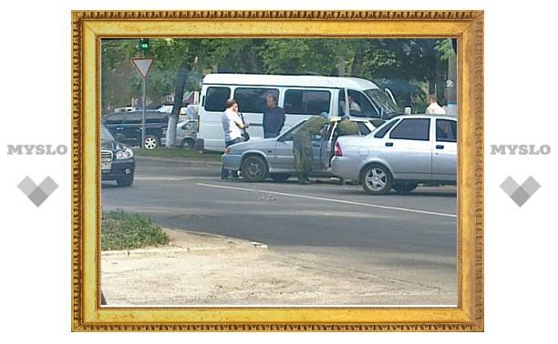 Тульский полицейский-вымогатель спровоцировал ДТП