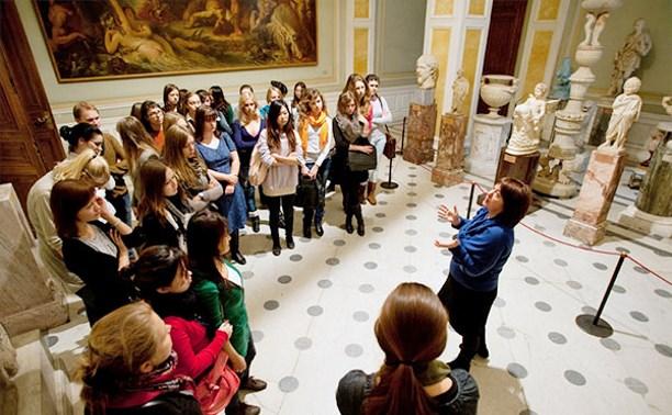 Российским студентам могут разрешить ходить во все музеи бесплатно