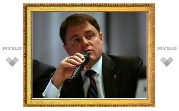 Владимир Груздев развеял слухи о своем уходе в правительство РФ