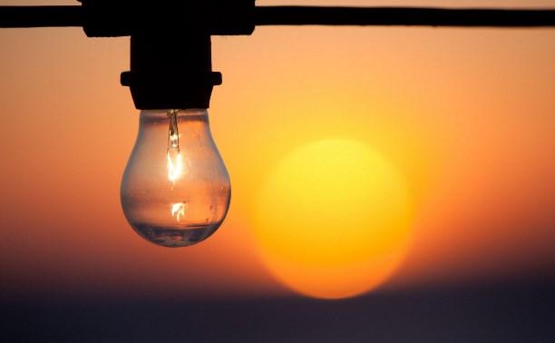 Где в Туле отключат электроэнергию 25 июня