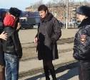 В Туле сотрудники Госавтоинспекции  проводят беседы с несовершеннолетними нарушителями ПДД