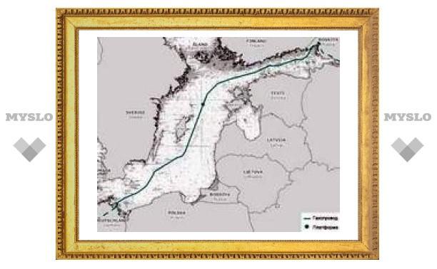 Подводный газопровод Nord Stream удлинят на 8 километров