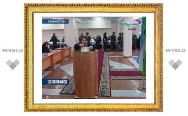 В Узбекистане состоялись президентские выборы