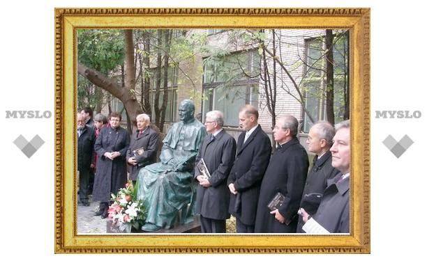 Памятник Иоанну Павлу II открыли в Москве