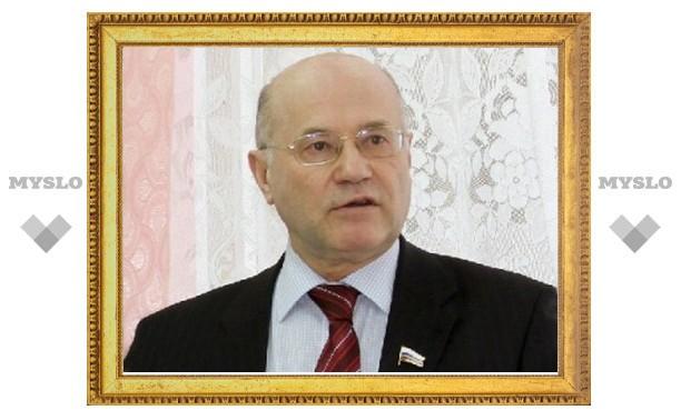 Медведев станет вице-губернатором Тульской области