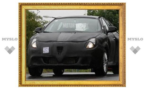 Alfa Romeo готовит к премьере новую модель