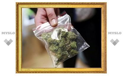 В Узловой Тульской области задержан продавец марихуаны