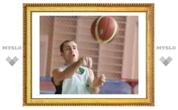 Тульские баскетболисты разгромили Воронеж