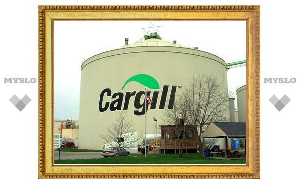 Cargill очистит промышленную сточную воду в Тульской области