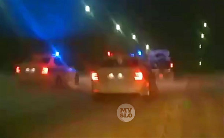 В Туле пьяного на УАЗ «Патриот» преследовали более 10 км: видео