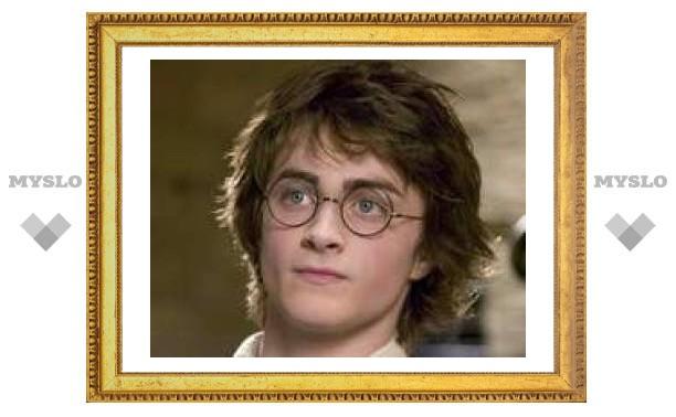 Последняя книга о Гарри Поттере появилась в Туле