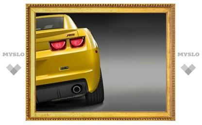 """Дилеры Chevrolet узнали дату появления """"заряженного"""" Camaro"""