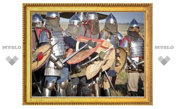 Тульские семьи поздравят богатыри