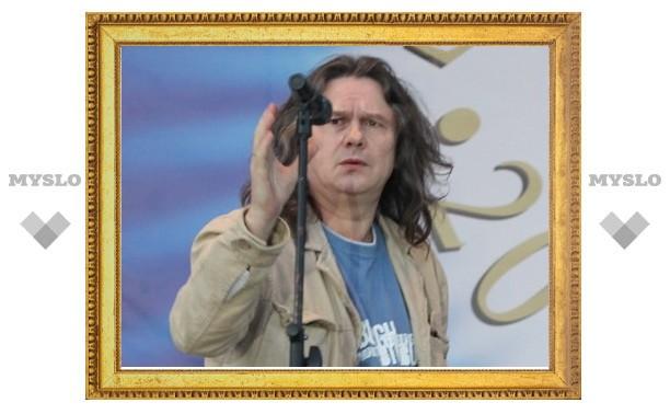 Сергей Чиграков выступал в Туле вслепую