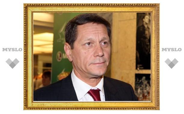 Медведев уволил Жукова с должности вице-премьера