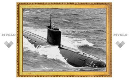 В Туле встретились моряки-подводники