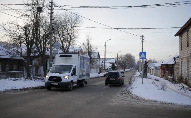 Слишком шумно: ГИБДД советует администрации Тулы заменить «лежачих полицейских» на улице Осташева