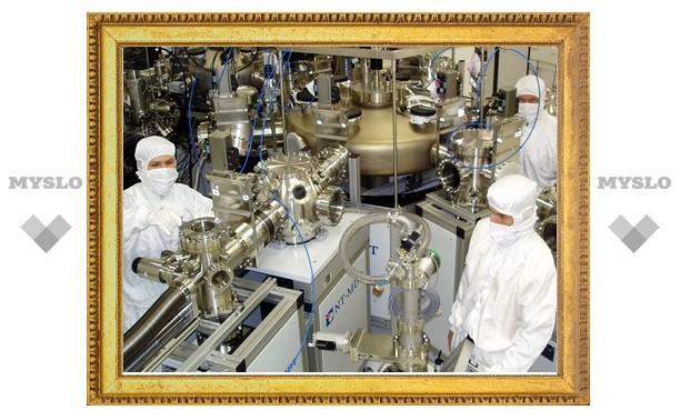 Тульский наноцентр участвует в развитии нанотехнической сети