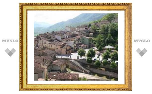 В результате землетрясения в Италии погибли два человека