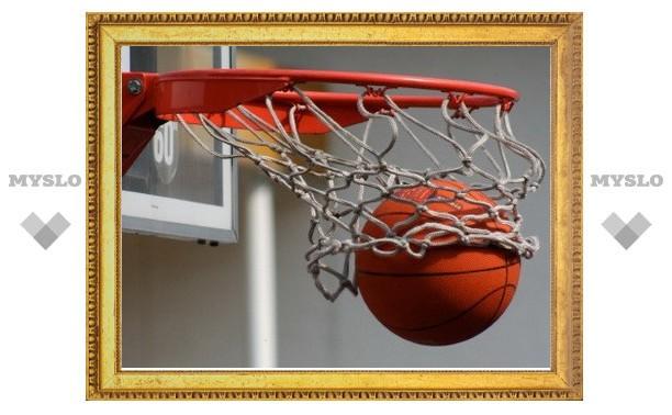 Юные тульские баскетболистки вышли в суперфинал
