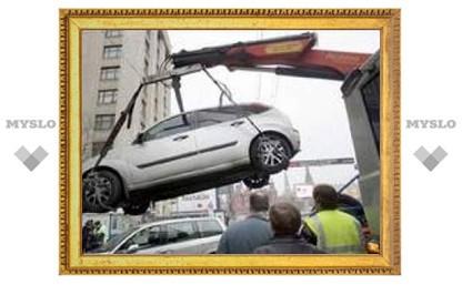 В Туле приставы будут отнимать машины у нарушителей