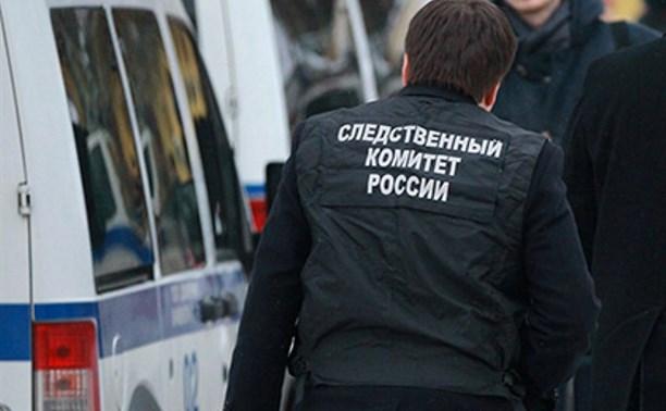 В Туле на улице Оружейной в машине обнаружили труп грудного ребенка