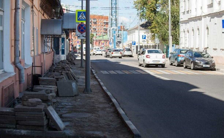 С 21 августа до 1 сентября в Туле закрыто движение по ул. Союзной